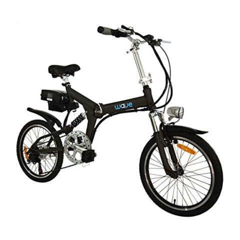 Wave Electric Bike | Folding Bike