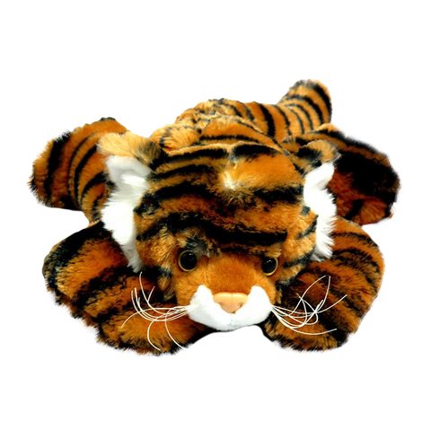 "Wishpets 11"" Floppy Tiger Stuffed Plush Toy"