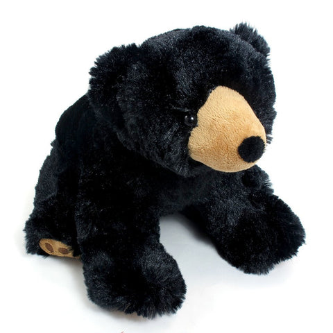 "Wishpets 11"" Sitting Bear Stuffed Plush Toy"