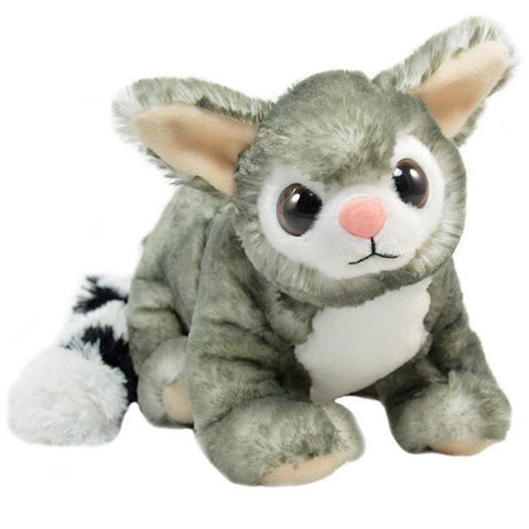 "Wishpets 12"" Floppy Ringtail Cat Stuffed Plush Toy"