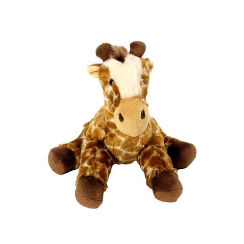 "Wishpets 12"" Floppy Sitting Giraffe Stuffed Plush Toy"