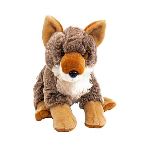 "Wishpets 13"" Floppy Timberwolf Stuffed Plush Toy"
