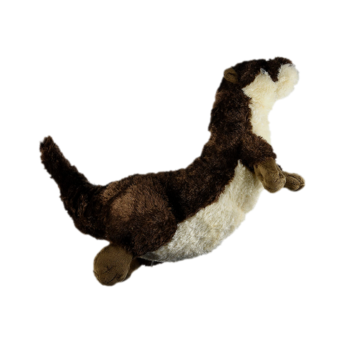 "Wishpets 15"" Floppy River Otter Stuffed Plush Toy"