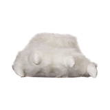 Wishpets Fuzzy Polar Bear Plush Slippers