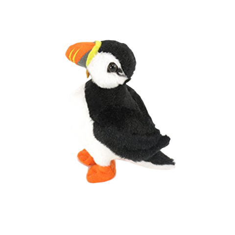 "Wishpets 6"" Puffin Stuffed Plush Toy"