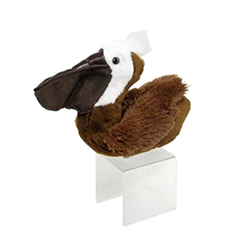 "Wishpets 8"" Pelican Stuffed Plush Toy Animal"