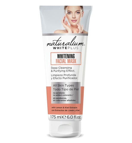 Whitening Facial Mask by Naturalium with Lemon & Kiwi Extracts