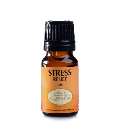 Essence of Cleopatra Stress Relief Inhalation Essential Oil For Diffuser