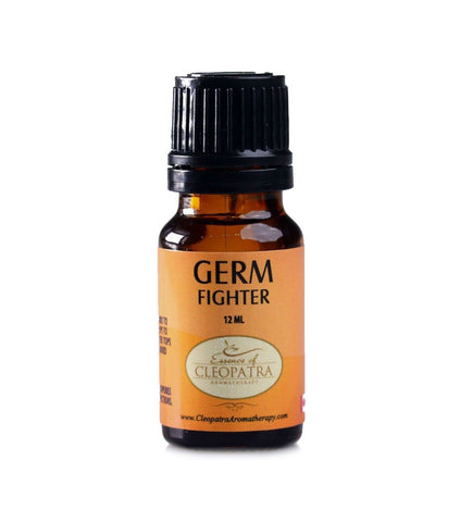 Essence of Cleopatra Germ Fighter  Inhalation Essential Oil For Diffuser