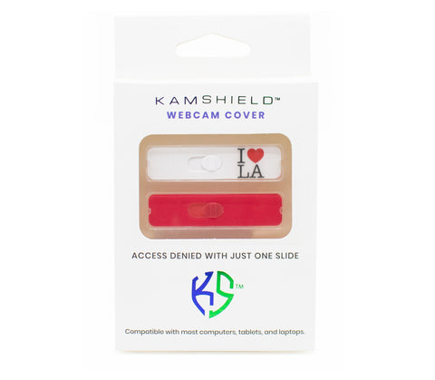 Kamshield I Love LA/Red