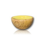 Handmade Mini Mango Wood Bowl 4 Set by Kauri Design | Mini Fruit Bowl and Side Dish Bowl | Set of 4