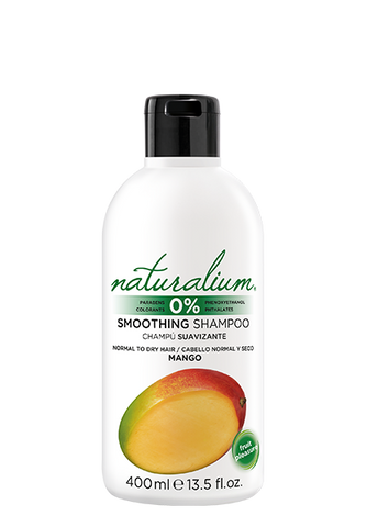 Natural Hair Shampoo by Naturalium (Mango)