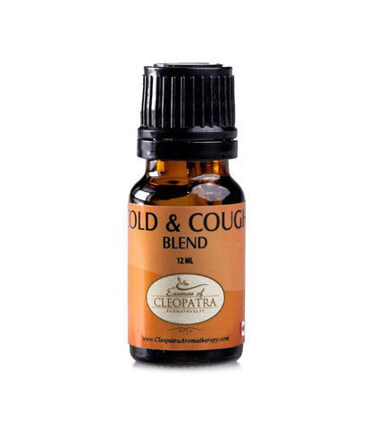 Essence of Cleopatra Cold & Cough Blend Inhalation Oil For Diffuser