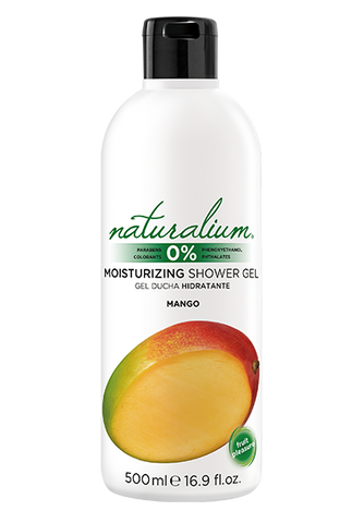Moisturizing Shower Gel by Naturalium (Mango)