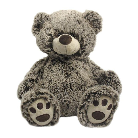 "11"" Sitting Minky Soft Pawee Bear"