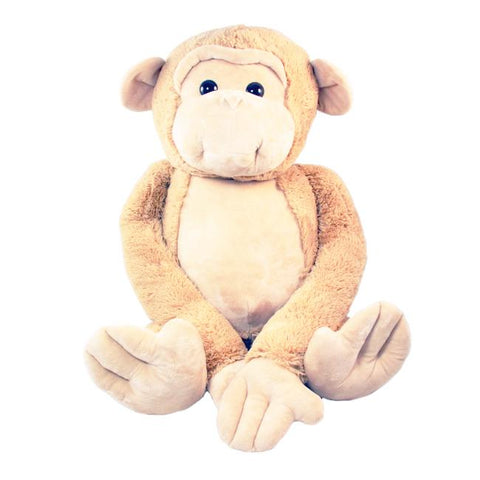 "Wishpets 60"" Jumbo Monkey"