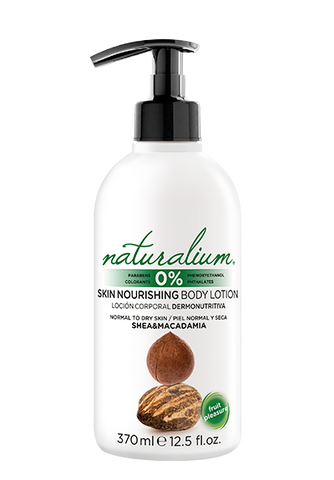NATURALIUM Body Lotion - Almond & Pistachio