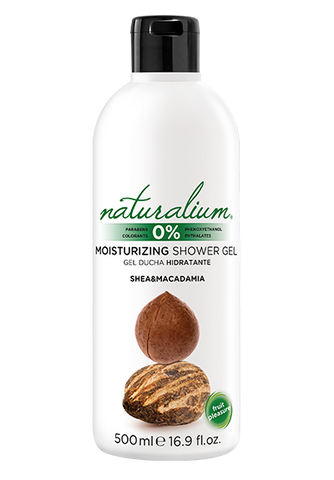 Moisturizing Shower Gel by Naturalium (Almond and Pistachio)