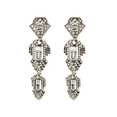 Betty Old Hollywood Glamour Earrings