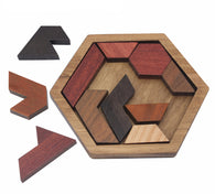 Honeycomb Wood Puzzle