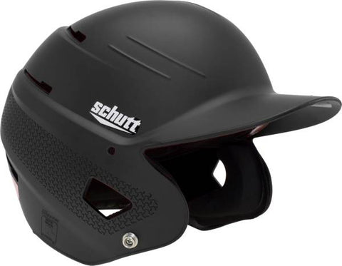 XR1 Junior Batting Helmet - Matte Black OSFM