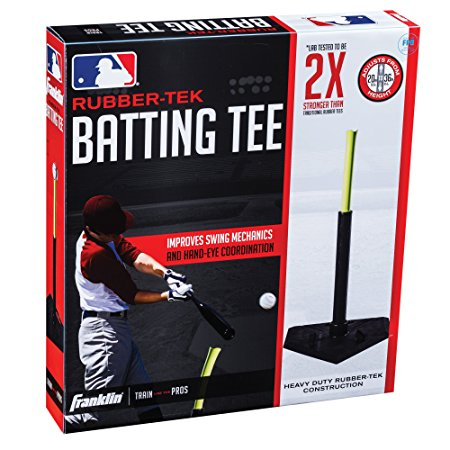 Rubber Tek Batting Tee