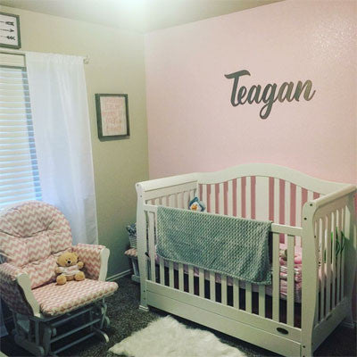Personalized Name Sign for Nursery