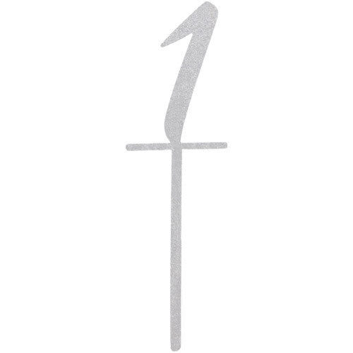 Number One | Cake Topper