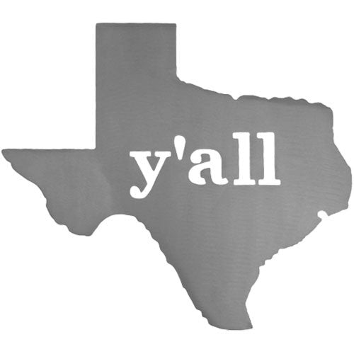 Texas Y'all Sign