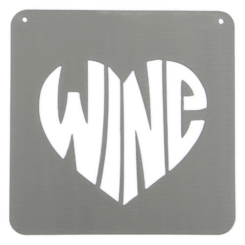 Wine Love Sign