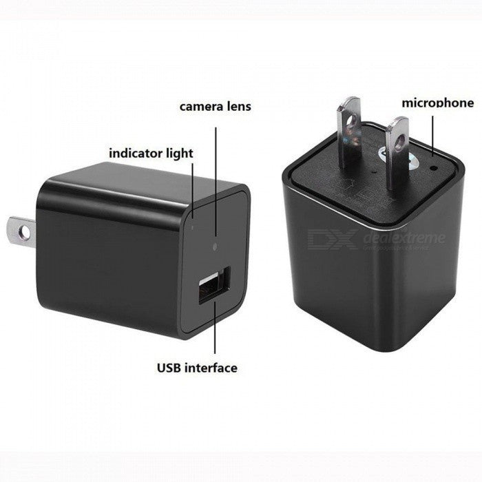 Spy-Camera-Charger