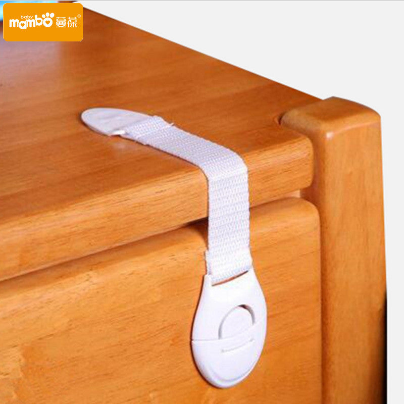 Kids Safety Drawer Latches (50% EXTRA)