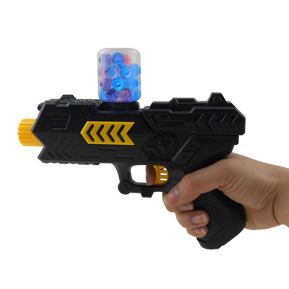 Paintball Fun Toy - Water Beads Paintball Pistol & Soft Bullet!