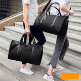 WATERPROOF NYLON UNISEX TRAVEL BAGS