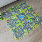 Educational Puzzle Mat ( Average Parent Purchase 3-4 Sets)