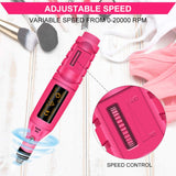 Professional Electric Manicure Drill Set