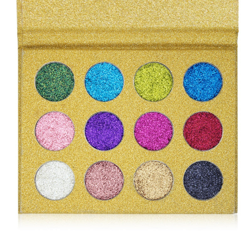 Luxury collection Pressed glitter palette [LAST CHANCE]