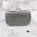 Rhinestones Women's Evening Clutch