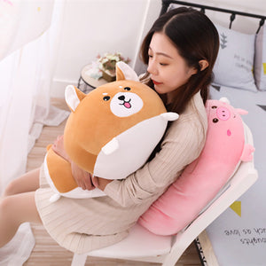 Soft Animal cartoon cushion pillow