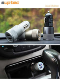 Ultra Fast Car Phone Charger (Dual Charging)