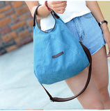 CASUAL CANVAS Handbag
