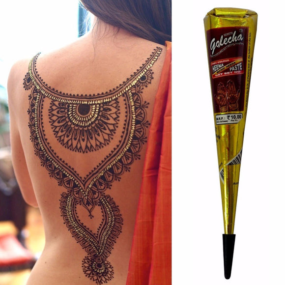 Tattoo Henna (50% OFF TODAY)