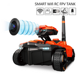 SMART RC TANK ROBO WITH HD CAMERA