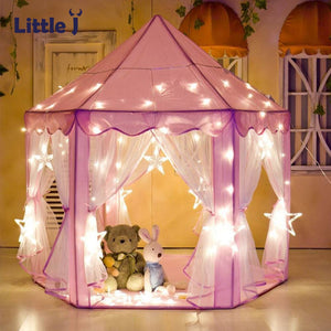 Kids Castle Tent Indoor/Outdoor