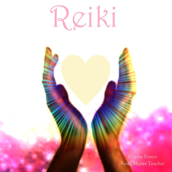 Powerful Distant Reiki healing energy