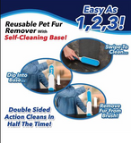 Instant Fur Remover Brush