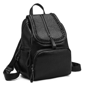 ANTI-THEFT WOMEN's CLASSIC BACKPACK - ME