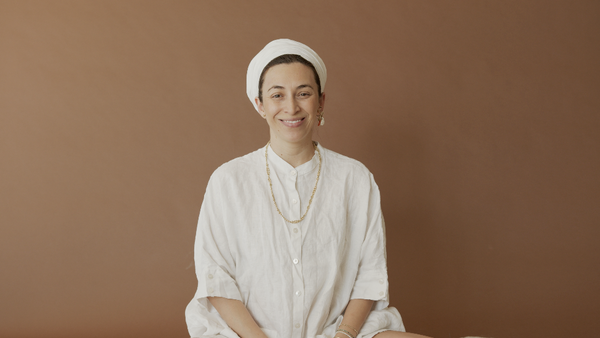 New to Kundalini Yoga? How to tie your Turban for your first yoga class with Myrah Penaloza