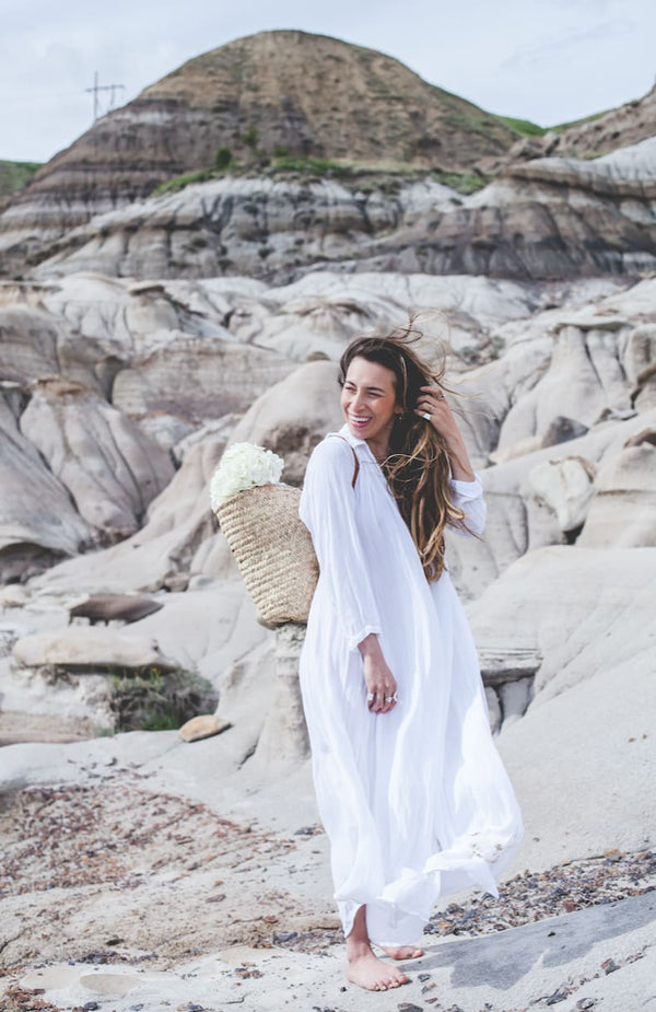 "On Grace, Ritual and ""The Kundalini Gown"" with Myrah Penaloza"