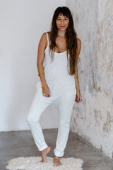 Luminous Playsuit (Light Grey, Pre-Order)